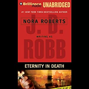 Eternity in Death Audiobook