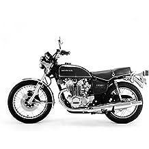 1976 Honda 500 CB500T Motorcycle Photo Poster