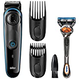 Braun Beard Trimmer BT3040 Ultimate Precision, 1-Count
