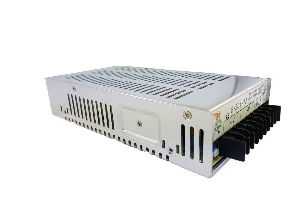 Fuente de alimentación de 12 V 16.5 A 200 W para Impresora 3D/LED ...