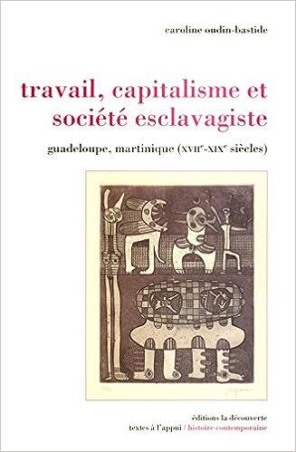 Livre gratuits Travail, capitalisme et société esclavagiste pdf epub