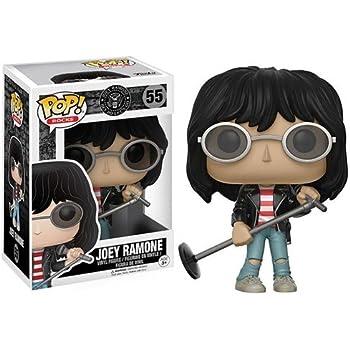 Amazon Com Funko Johnny Ramone Rock Pop Toys Amp Games