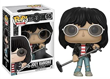 89c52e2a2f4 FUNKO POP! 14350 ROCKS  Joey Ramone  Artist Not Provided  Amazon.co ...