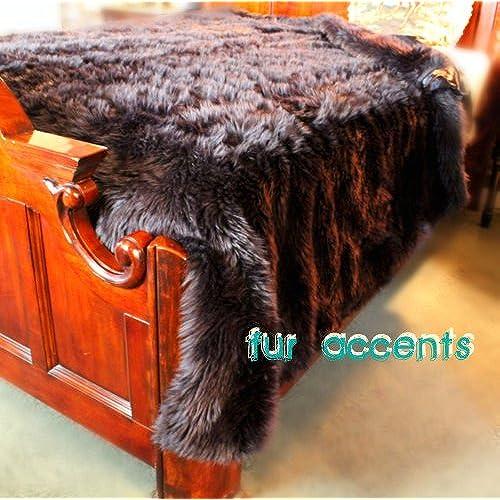 Bear Fur Blanket Amazon Com