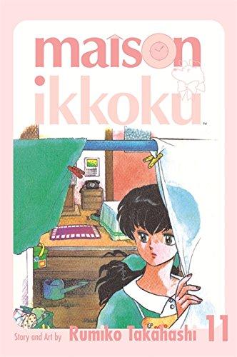 Maison Ikkoku Volume 11: v. 11 (Manga)