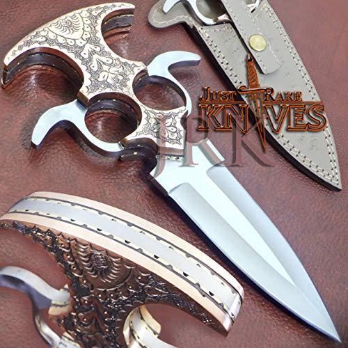 Antique Brass Blade Custom (JUSTRAREKNIVES USA Special Edition: 8