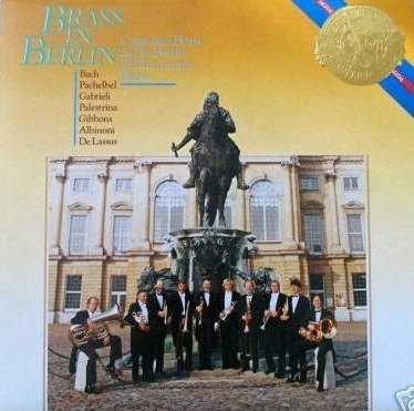 Brass in Berlin by CBS Masterworks