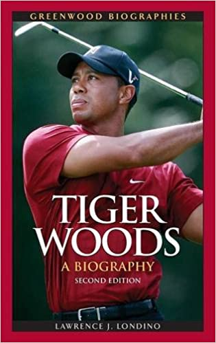 tiger woods biography