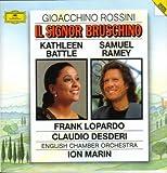 Rossini: Il Signor Bruschino / Ramey, Battle, Lopardo, Desderi; Ion Marin