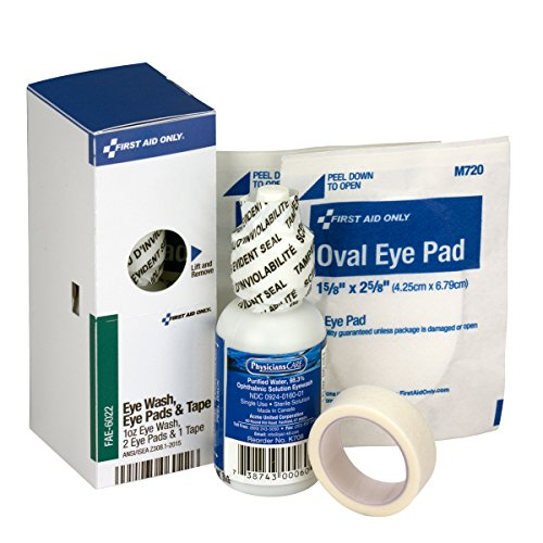 Highest Rated Eyewash Solution