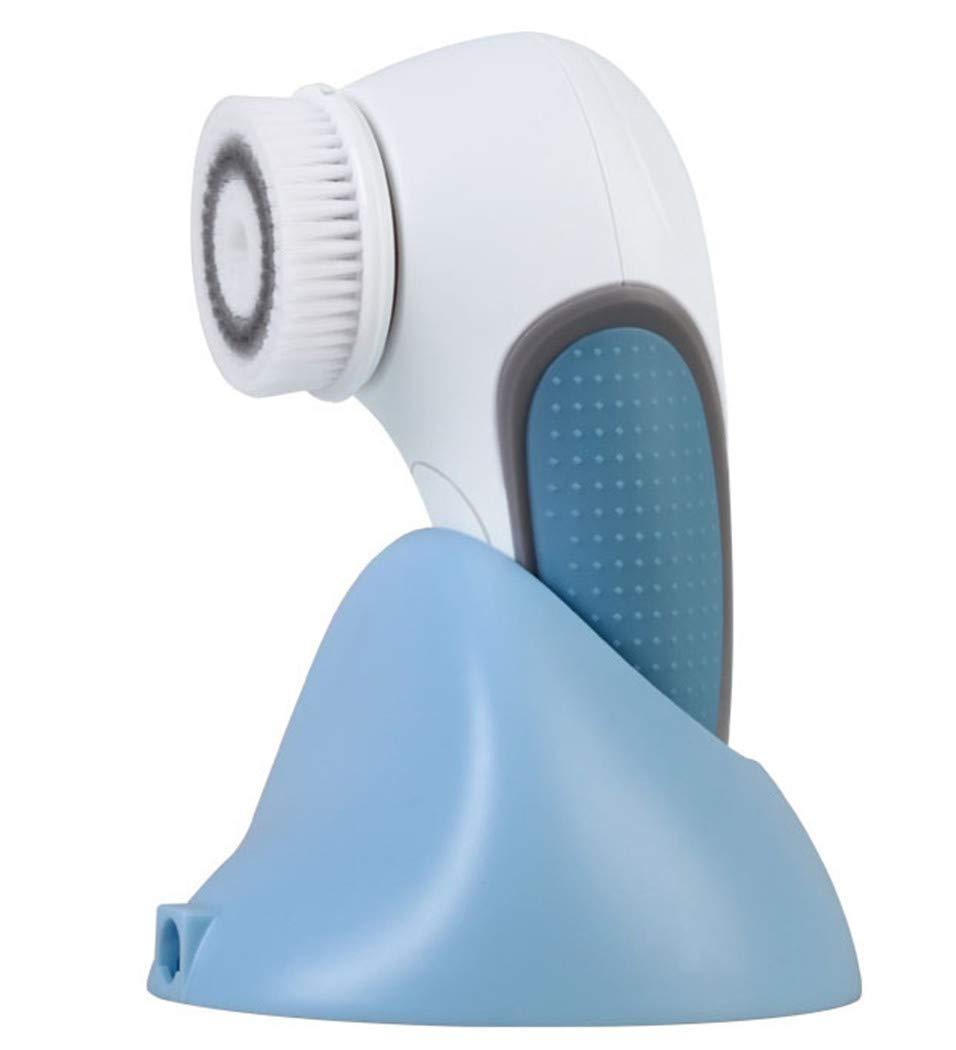 muchas sorpresas blancoo + + + Azul XYZJIA Instrumento de Limpieza Instrumento para la Piel Cepillo de Lavado Instrumento de Limpieza por ultrasonidos Instrumento de Limpieza por vibración, blancoo + Azul  moda