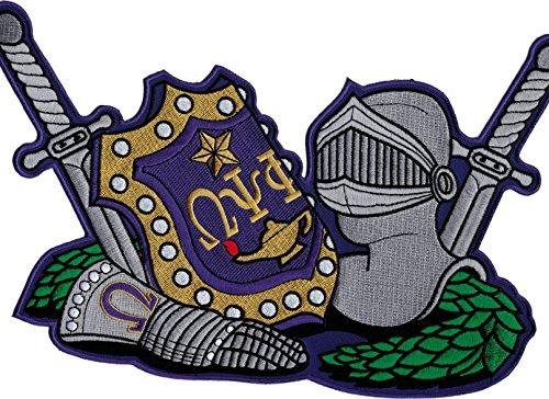 Omega Psi Phi Shield - 8