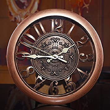 3D Wall Clock Saat Clock Reloj De Pared Duvar Saati Vintage Digital Wall Clocks Relogio De