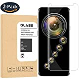 [2Pack] Samsung Galaxy S9 Tempered Glass Screen Protector, OLINKIT - 9H Hardness,Anti-Fingerprint,Ultra-Clear,Bubble Free Screen Protector for Galaxy S9