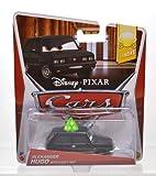 MATTEL Disney-PIXAR CARS2 LEMONS ALEXANDER HUGO WITH PARTY HAT Mattel ''Cars 2'' Lemons ''Alexander Hugo with party hat'' Pepper Family 2014
