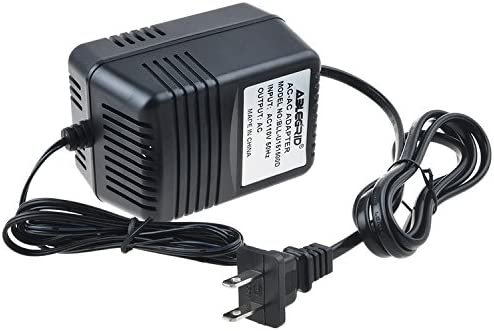 Digipartspower New AC Adapter for Golden Age Project PREQ73 PREQ-73 Vintage Preamp EQ Power Supply Cord Cable PS Charger Mains PSU