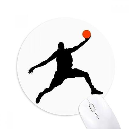 Slam Dunk - Alfombrilla de ratón de goma antideslizante para jugar ...
