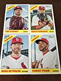2015 Topps Heritage High Number St. Louis Cardinals Team Set COMPLETE