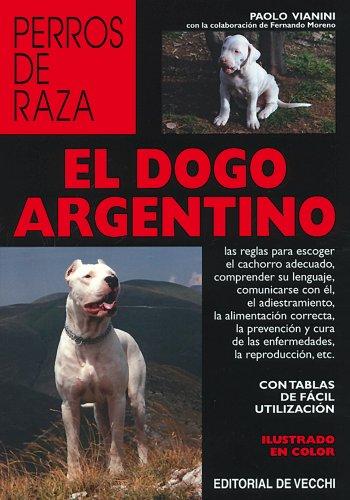 El dogo argentino (Animales) por Paolo Vianini