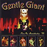 Live In Stockholm '75 (Digi Sleeve) by Gentle Giant (2009-04-28)