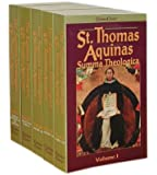 St. Thomas Aquinas Summa Theologica (5 volume set)