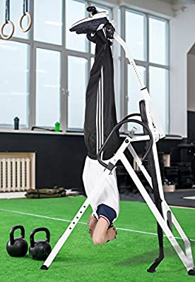 Emer Foldable Gravity Inversion Therapy Table