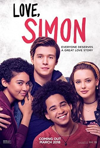 NEW 2018 Movie Nick Robinson Film Love Simon Poster FREE P+P CHOOSE YOUR SIZE