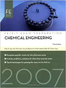 fe exam chemical engineering pdf