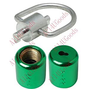 R22 Freon For Sale >> Locking Refrigerant One Key + Caps Pack of 4 HVAC R22 (For Sale to EPA Certified Technicians ...