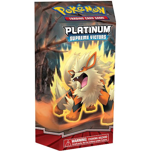 Platinum Theme Deck - Pokemon Platinum: Supreme Victors Theme Deck - Ignition