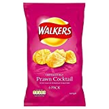 (US) Walkers Crisps - Prawn Cocktail (6x25g)