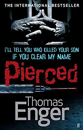 book cover of Pierced