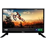 "TV LED 24"" Philco PH24N91D HD com Conversor Digital 1 HDMI 1 USB"
