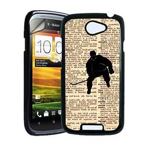 Hockey Goalie HTC One S Case - Fits HTC One S