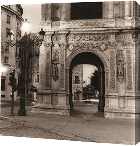 Alan Blaustein Plaza - PrintArt GW-POD-33-B1083D-24x24