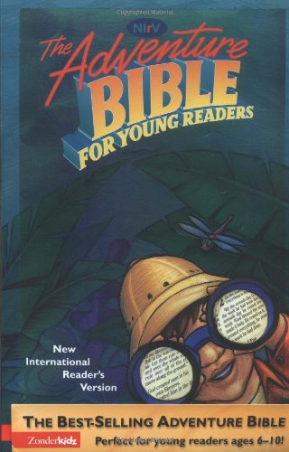 Adventure Bible for Young Readers, NIrV, The -