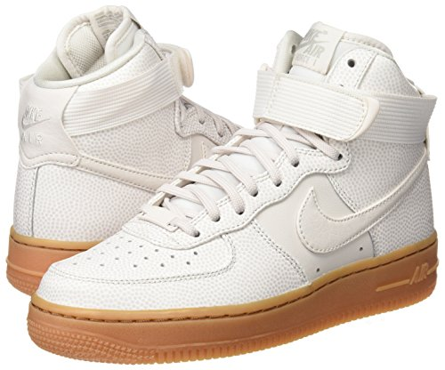 Nike Womens Air Force 1 Hi SE Hi Top Trainers 860544 Sneakers Shoes (US 5.5, phantom iron ore 001) by NIKE (Image #5)