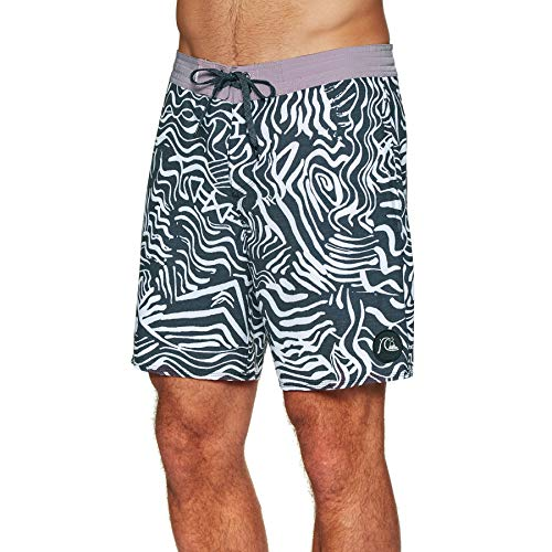 - Quiksilver Secret Ingredient 18in Boardshorts 32 inch White