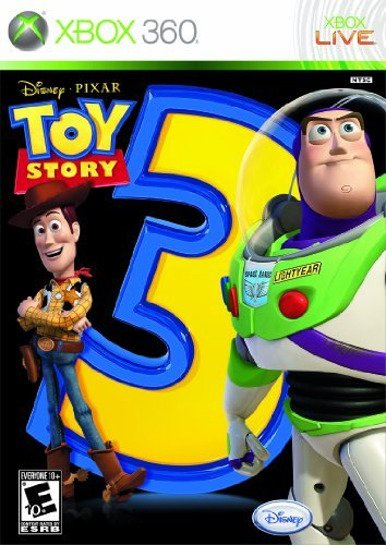 Toy Video - Toy Story 3 The Video Game - Xbox 360