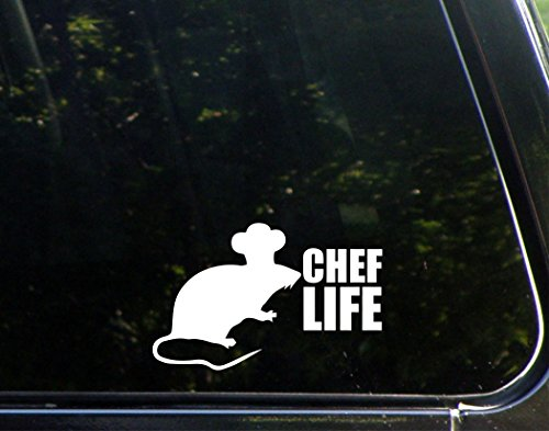 chef car decals - 9