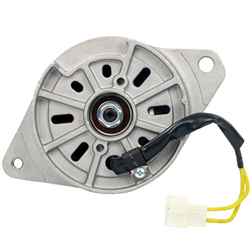 - YaeTek 100% NEW ALTERNATOR FOR JOHN DEERE LAWN MOWER TRACTOR WITH YANMAR 16HP 20HP 22HP 10939N