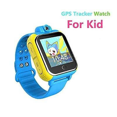 iikids New Smart Watch Kids Wristwatch Q730 3G GPRS GPS Locator Tracker Anti-Lost Smartwatch Baby Watch With Camera For IOS Android