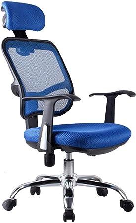 White Mesh Desk Chair Soft Cushioned 360 Swivel Chrome Base Ergonomic Design