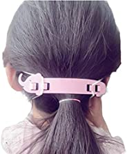 Baby Turtle | Kids face mask Adjustable Holder and Strap Protector | Package of Four Ear Hook Clips That Strap