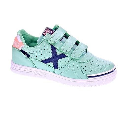 Munich Sport G-3 Kid VCO Profit 942 - Zapatillas Niña Verde Talla 28: Amazon.es: Zapatos y complementos