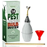 14 oz. Pest Control Duster - Bug Duster Evenly Dispenses Pesticide to Kill ...