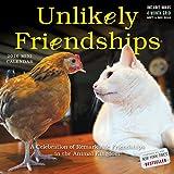 Unlikely Friendships Mini Wall Calendar 2016