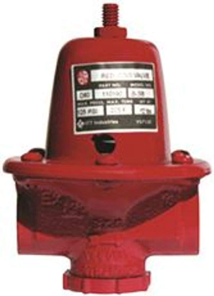 ITT Bell & Gossett 110196LF B7-12,REDUCING VLV,3/4''12 PSI