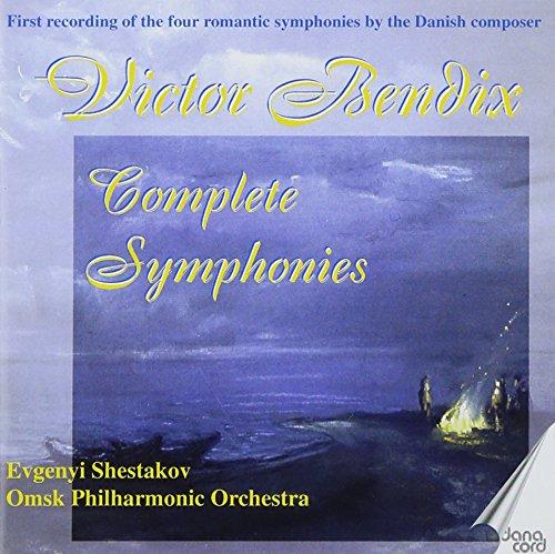 Complete Symphonies (1-4) / Victor Bendix
