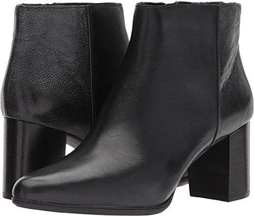 Rockport Women's Total Motion Lynix Bootie Boot, Black, 8.5 W (Rockport Foam Boot)